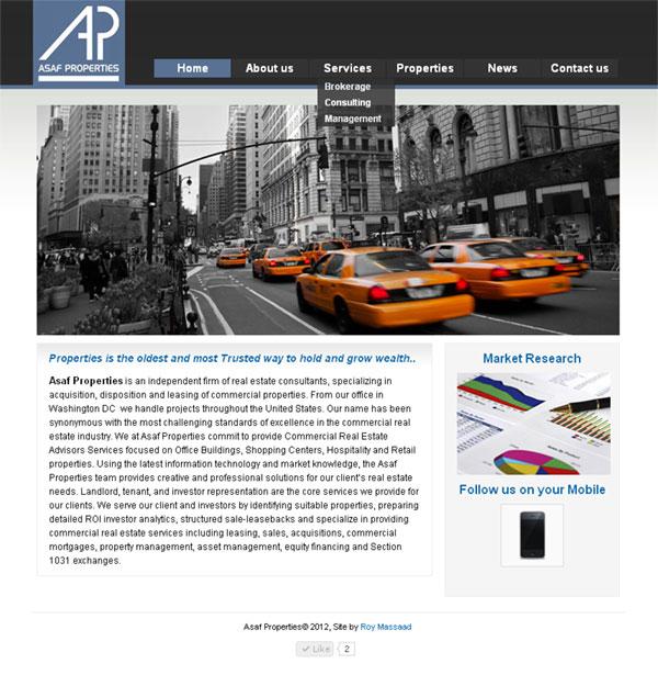 Asaf Properties