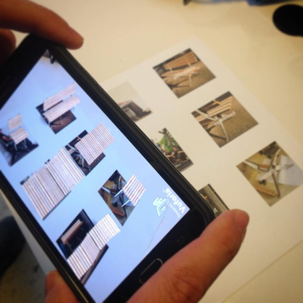 Augmented Reality Brochures